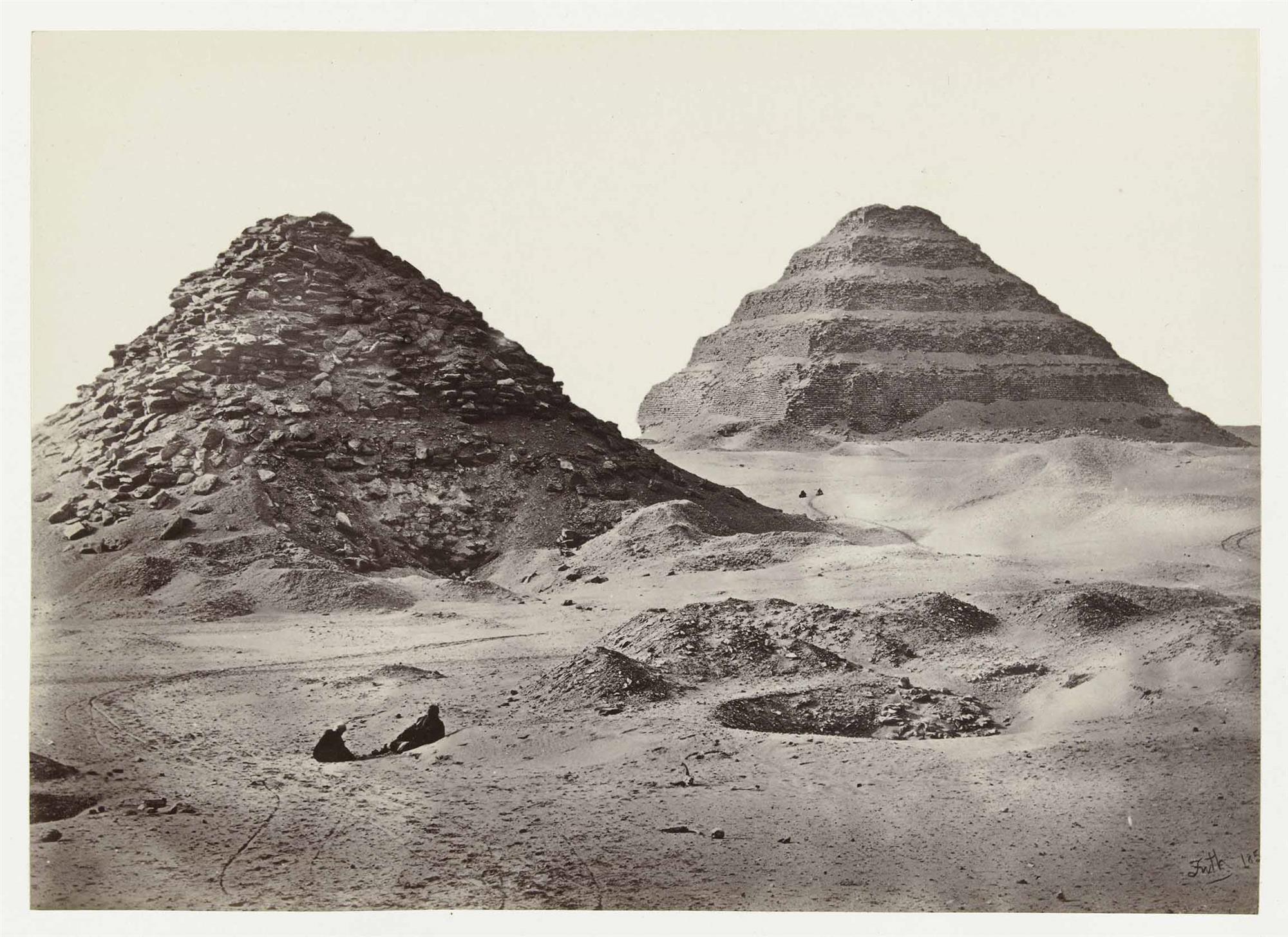 Pirámides de Saqqara