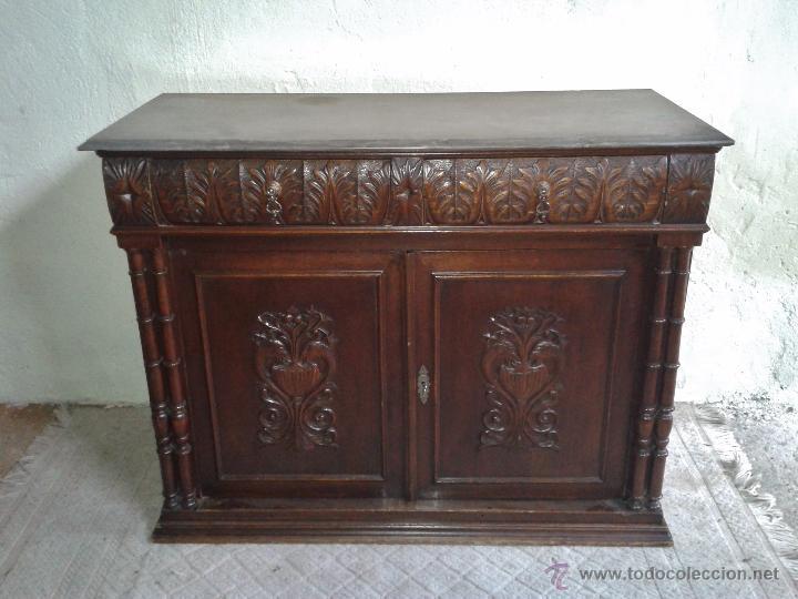 Tasacion muebles antiguos antiguedades nicolas compra de - Mueble antiguo segunda mano ...
