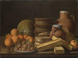 bodegón-melendez-naranjas
