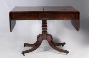 mesas plegables inglesas